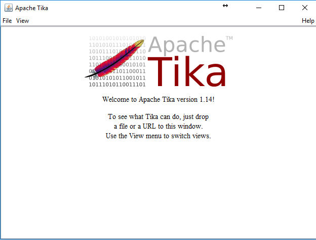 Use Tika 1 14 to extract text from image by Tesseract OCR